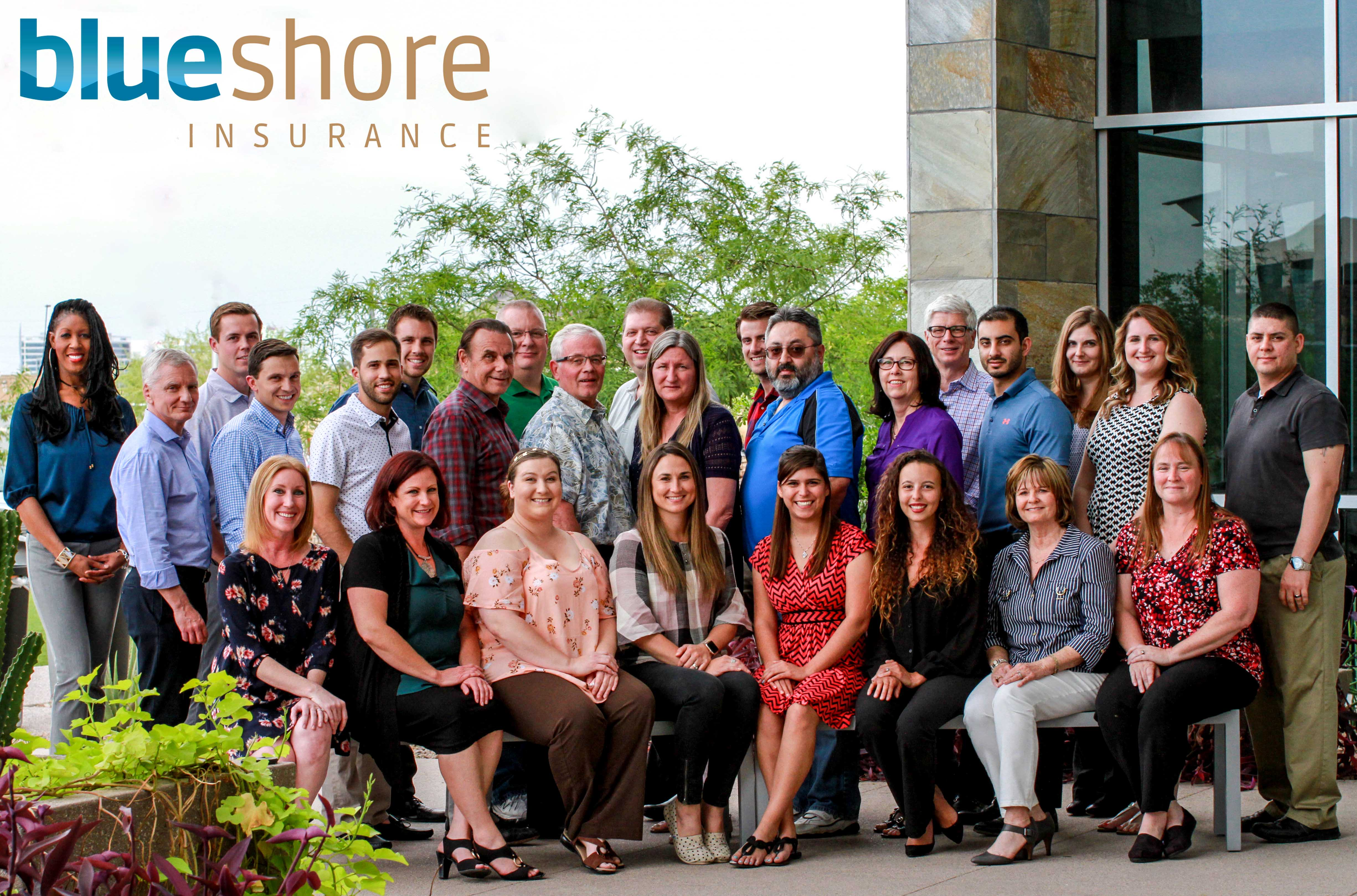 BlueShore Insurance Company.